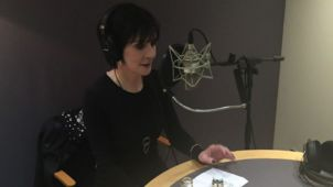 Enya on BBC Radio 5, 21.11.2015