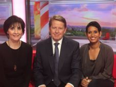 Enya on Breakfast Interview, BBC, 25.11.2015