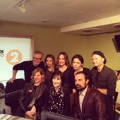 Enya on BBC Radio 2 - Chris Evans Show