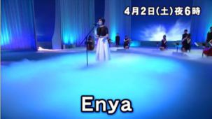 Enya on Music Fair, Fuji TV, Japan; March 2016