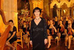 Enya at Dublin's Christ Church Cathedral 03.12.2007