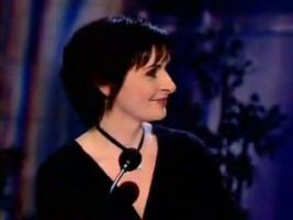 Enya  performing My! My! Time Flies! on Alan Titchmarsh Show, ITV UK; 3.2.2009
