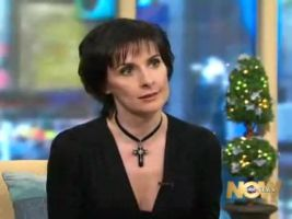 Enya on Good Morning America, Now, USA; 22.12.2008
