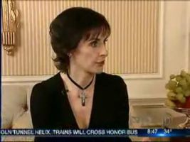 Enya interview on Morning News, PIX, USA; 25.12.2008