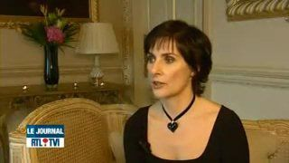 ENya interview on RTL Info, Belgium; 10.11.2008