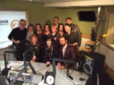 Enya on Chris Evans Beakfast Show, BBC Radio 2, 19.11.2015
