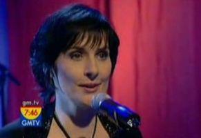Enya on GMTV, UK; 16.11.2006