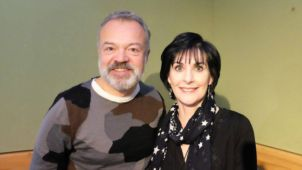 Enya with Graham Norton, BBC Radio 2, London