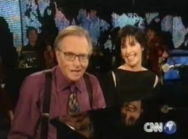 Larry King on CNN, 2002