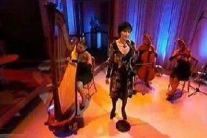 Enya on Loose Women, ITV, UK; 16.11.2006