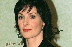 Enya in Madrid, Spain; 15.11.2000