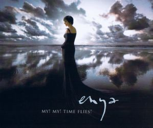 My! My! Time flies! EU promo single. Photographed by Simon Fowler. Scanned by enya.sk.