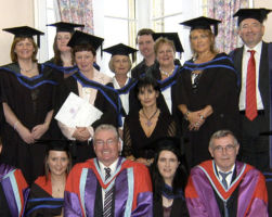 University of Ulster, Ireland; 9.7.2007